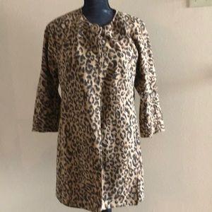 CAbi Leopard Estate Jacket
